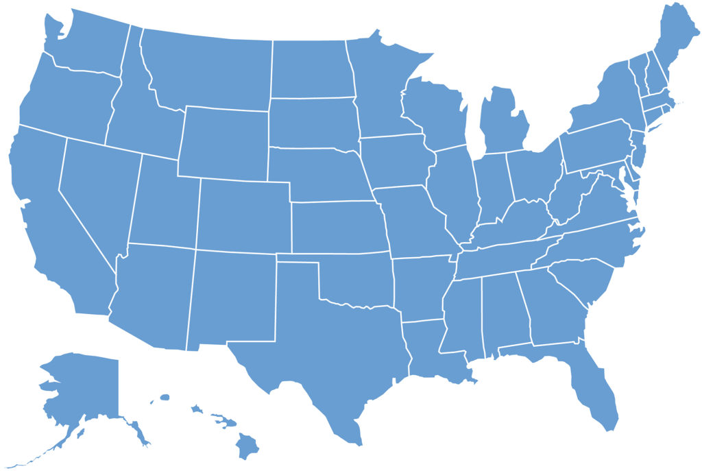 Top 5 States For Telemetry Technicians
